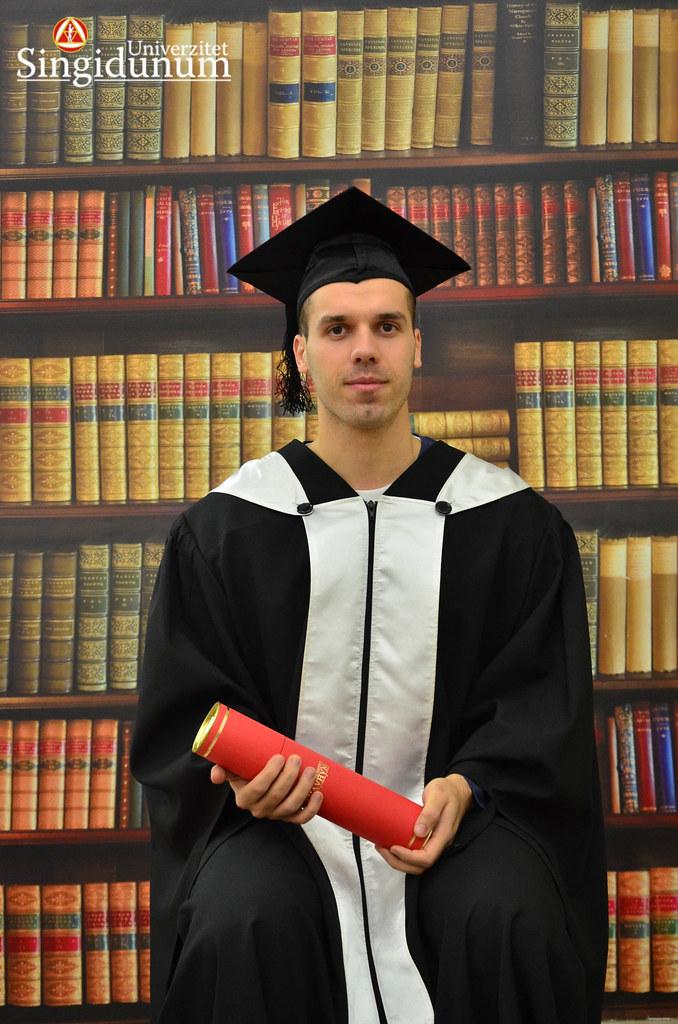 Svecana dodela diploma - Biblioteka Master studije 2017 -8