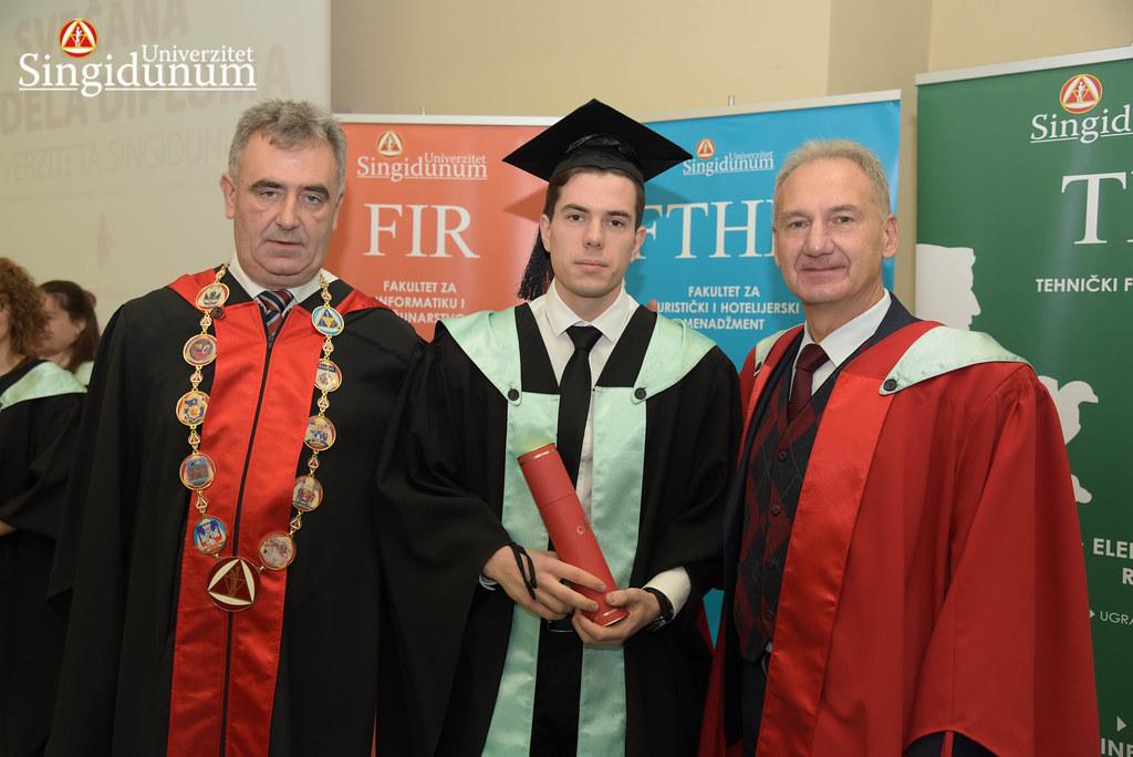 Svecana dodela diploma - FIR I TF - Amfiteatar - 2017 - 84