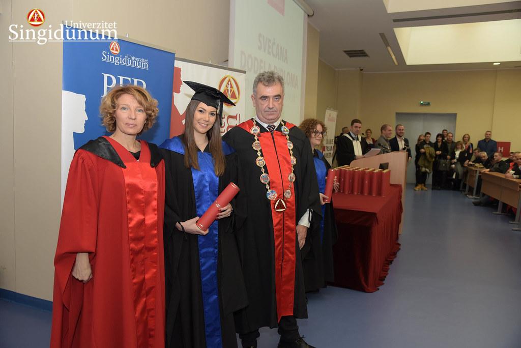 Svecana dodela diploma - Amfiteatar - PFB - 2017 - 32