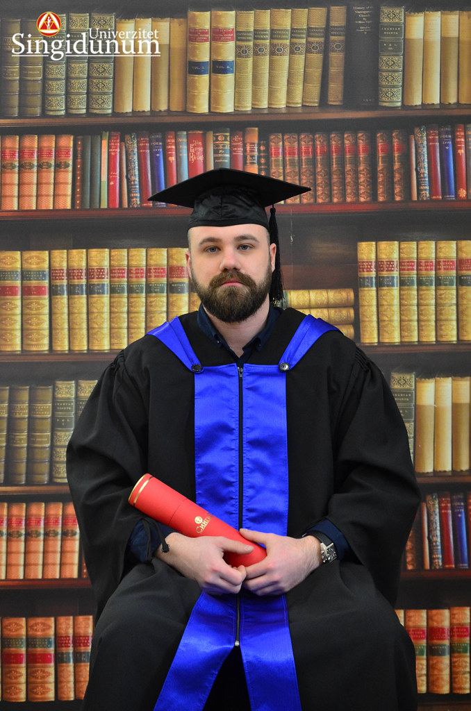 Svecana dodela diploma - Biblioteka PFB 2017 -33