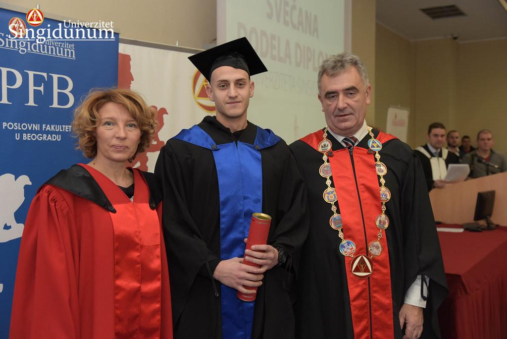 Svecana dodela diploma - Amfiteatar - PFB - 2017 - 103