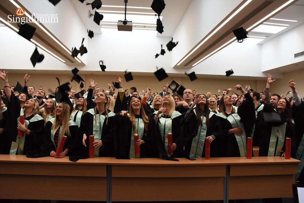 Svecana dodela diploma - atmosfera - 2017 - 437
