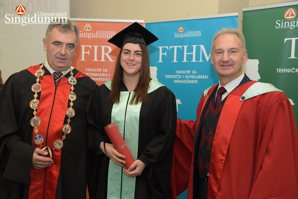 Svecana dodela diploma - FIR I TF - Amfiteatar - 2017 - 74