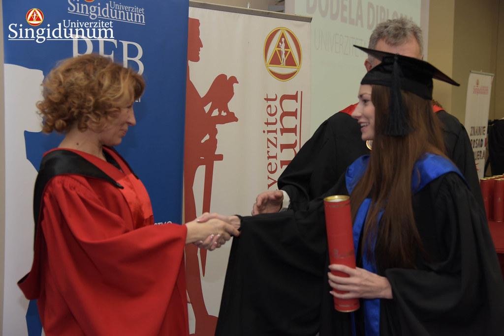 Svecana dodela diploma - Amfiteatar - PFB - 2017 - 43