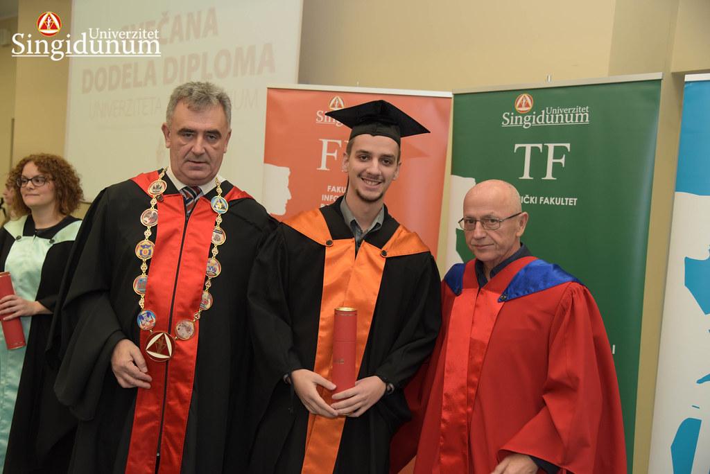 Svecana dodela diploma - FIR I TF - Amfiteatar - 2017 - 37