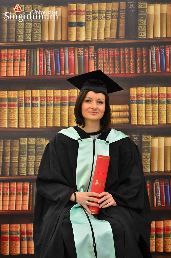 Svecana dodela diploma - Biblioteka FTHM 2017 -43