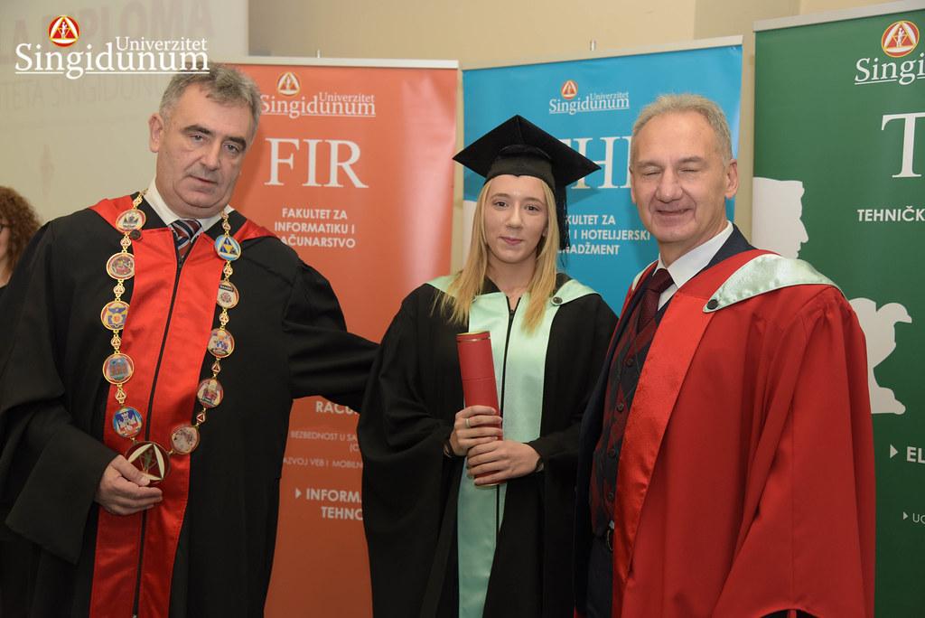Svecana dodela diploma - FIR I TF - Amfiteatar - 2017 - 73