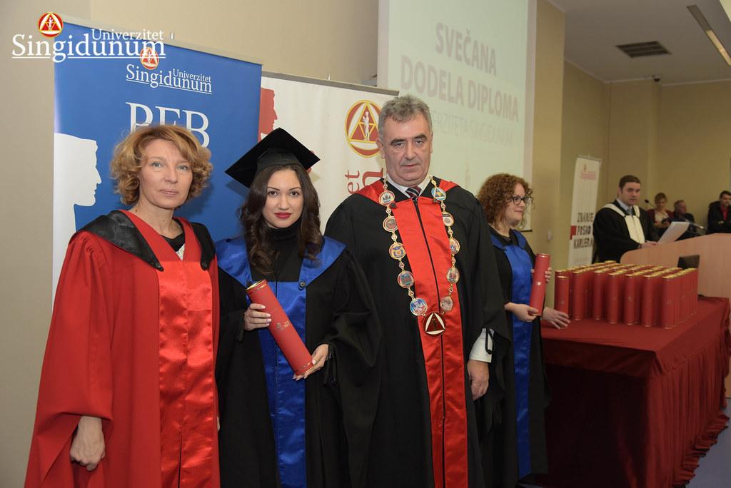 Svecana dodela diploma - Amfiteatar - PFB - 2017 - 185
