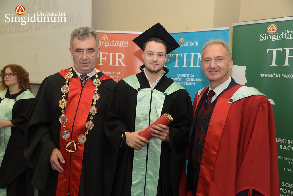 Svecana dodela diploma - FIR I TF - Amfiteatar - 2017 - 103