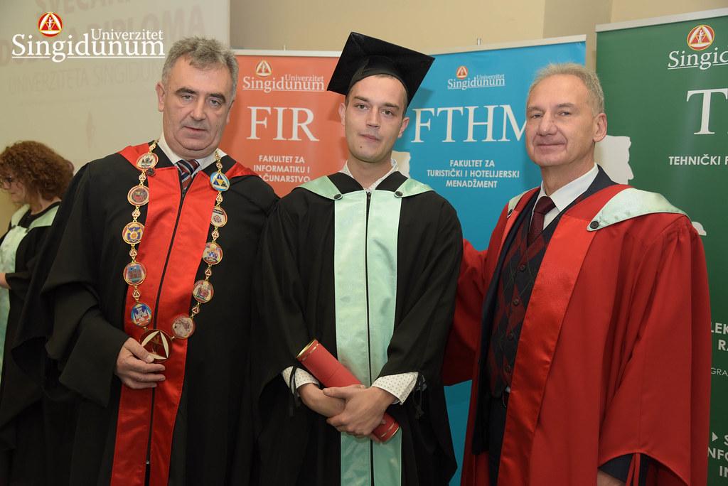 Svecana dodela diploma - FIR I TF - Amfiteatar - 2017 - 93