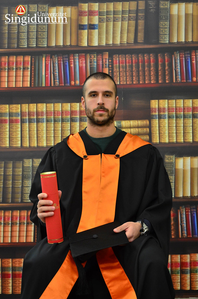 Svecana dodela diploma - Biblioteka FFKMS 2017 -5