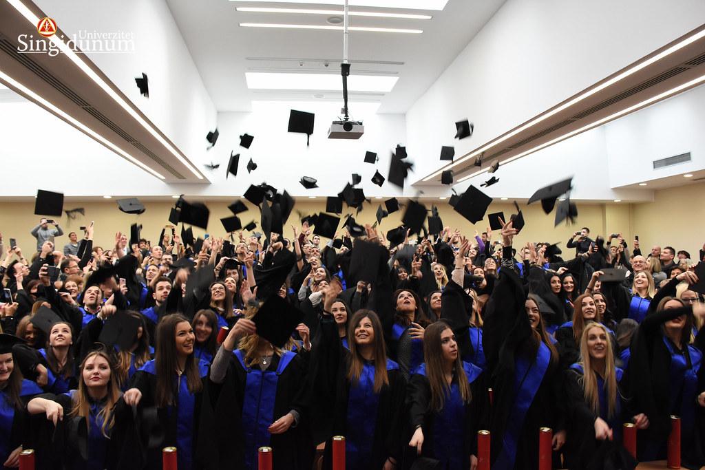 Svecana dodela diploma - atmosfera - 2017 - 298