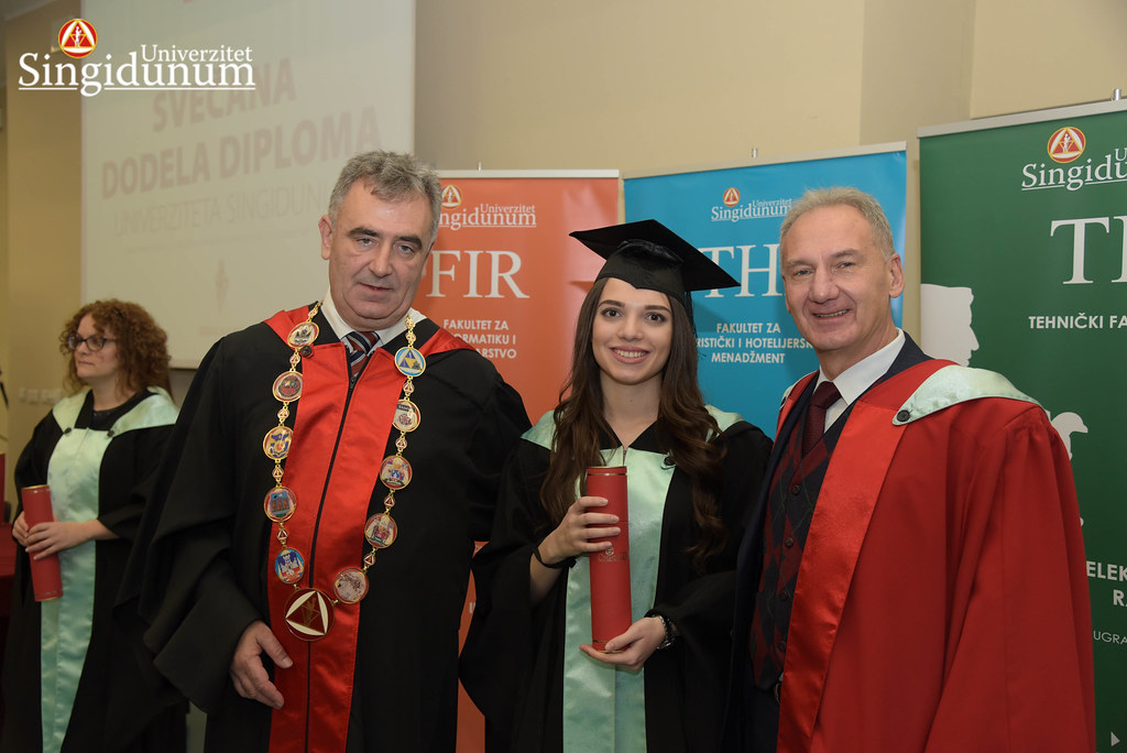 Svecana dodela diploma - FIR I TF - Amfiteatar - 2017 - 123