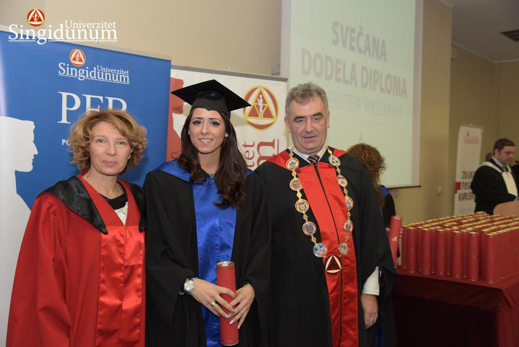 Svecana dodela diploma - Amfiteatar - PFB - 2017 - 130