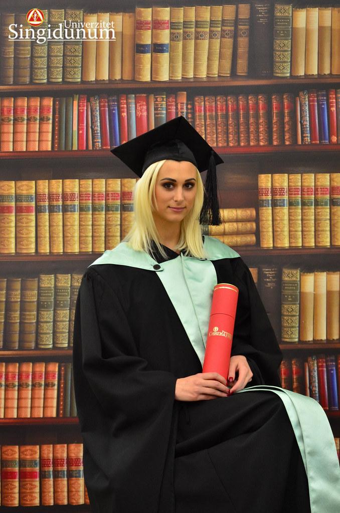 Svecana dodela diploma - Biblioteka FTHM 2017 -29