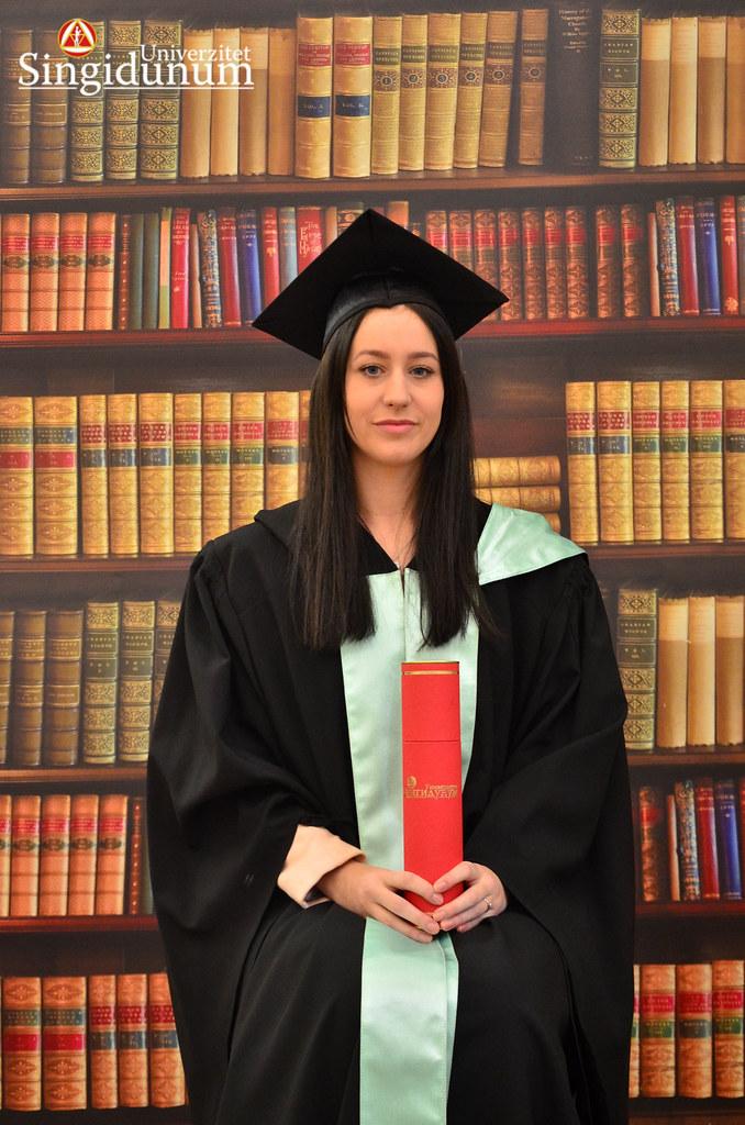 Svecana dodela diploma - Biblioteka FTHM 2017 -10