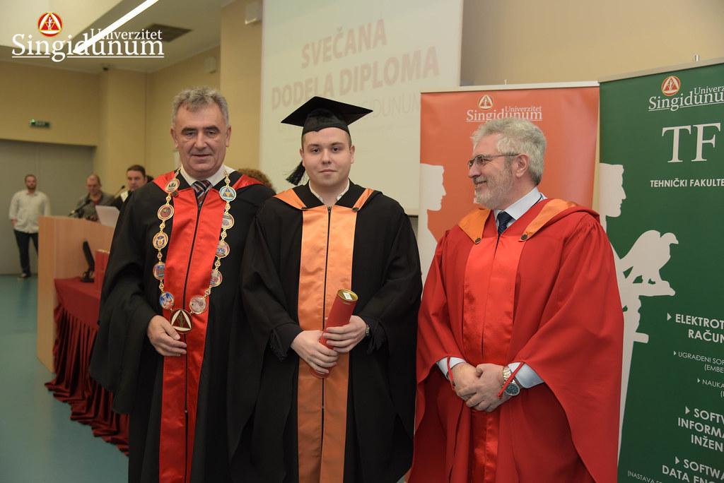 Svecana dodela diploma - FIR I TF - Amfiteatar - 2017 - 24