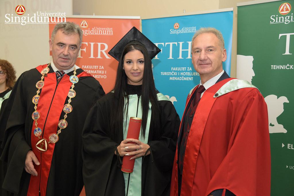 Svecana dodela diploma - FIR I TF - Amfiteatar - 2017 - 58