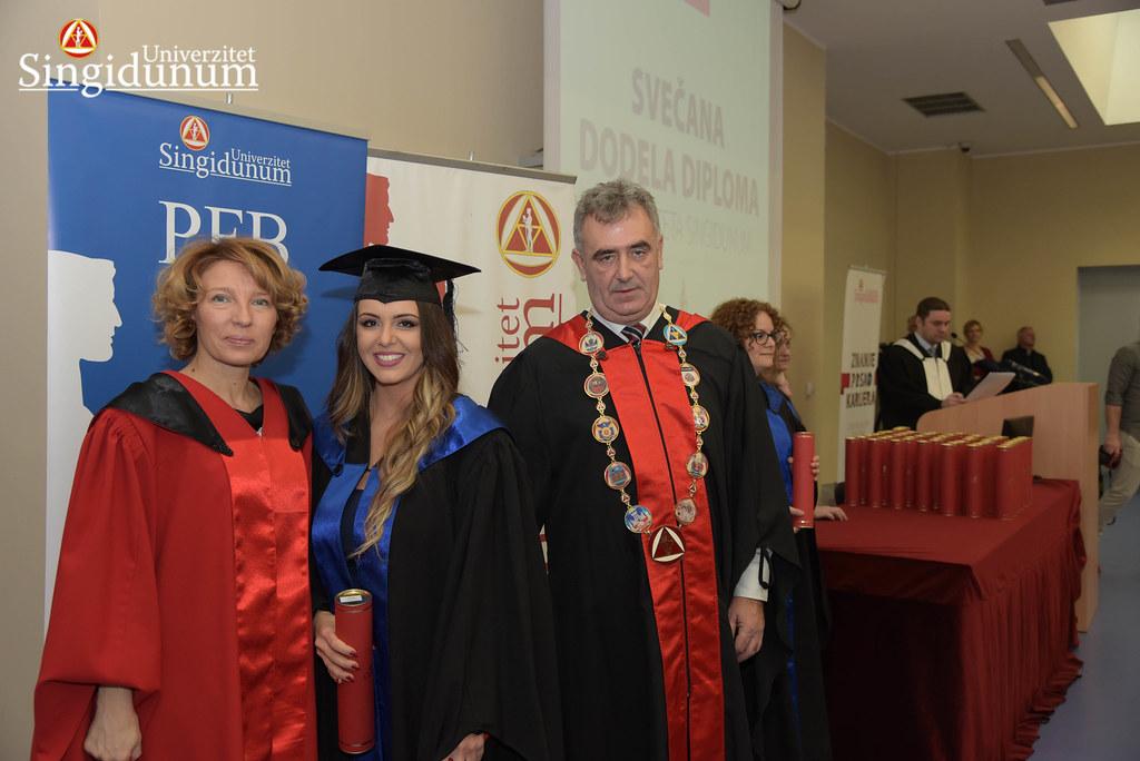 Svecana dodela diploma - Amfiteatar - PFB - 2017 - 24