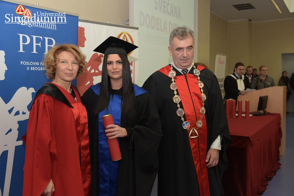 Svecana dodela diploma - Amfiteatar - PFB - 2017 - 95