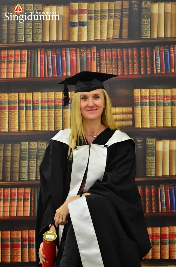 Svecana dodela diploma - Biblioteka Master studije 2017 -37