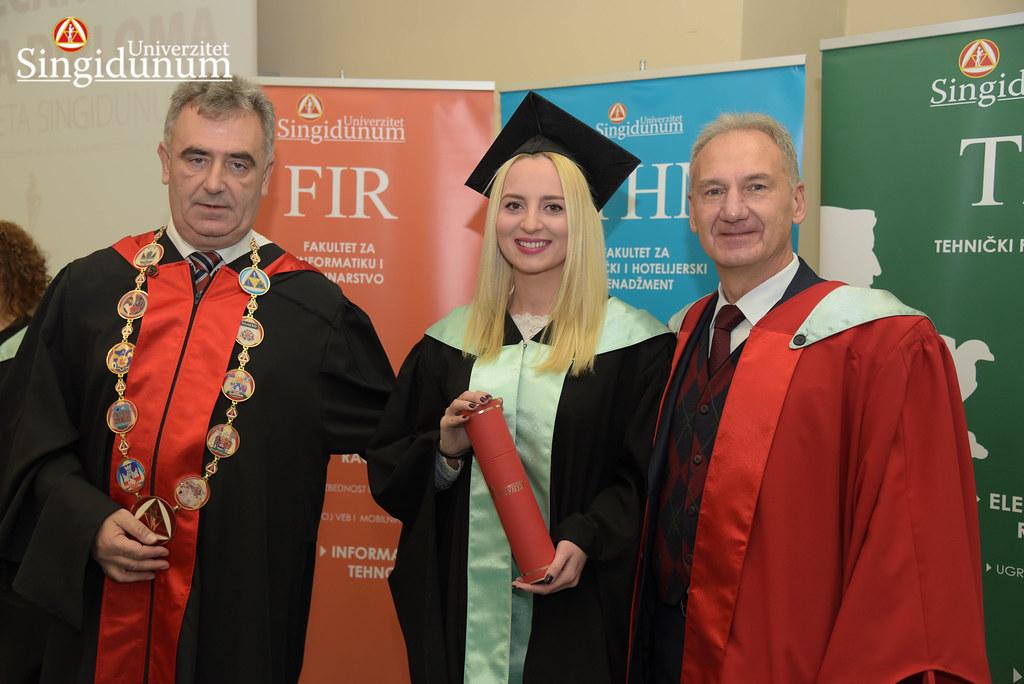 Svecana dodela diploma - FIR I TF - Amfiteatar - 2017 - 79