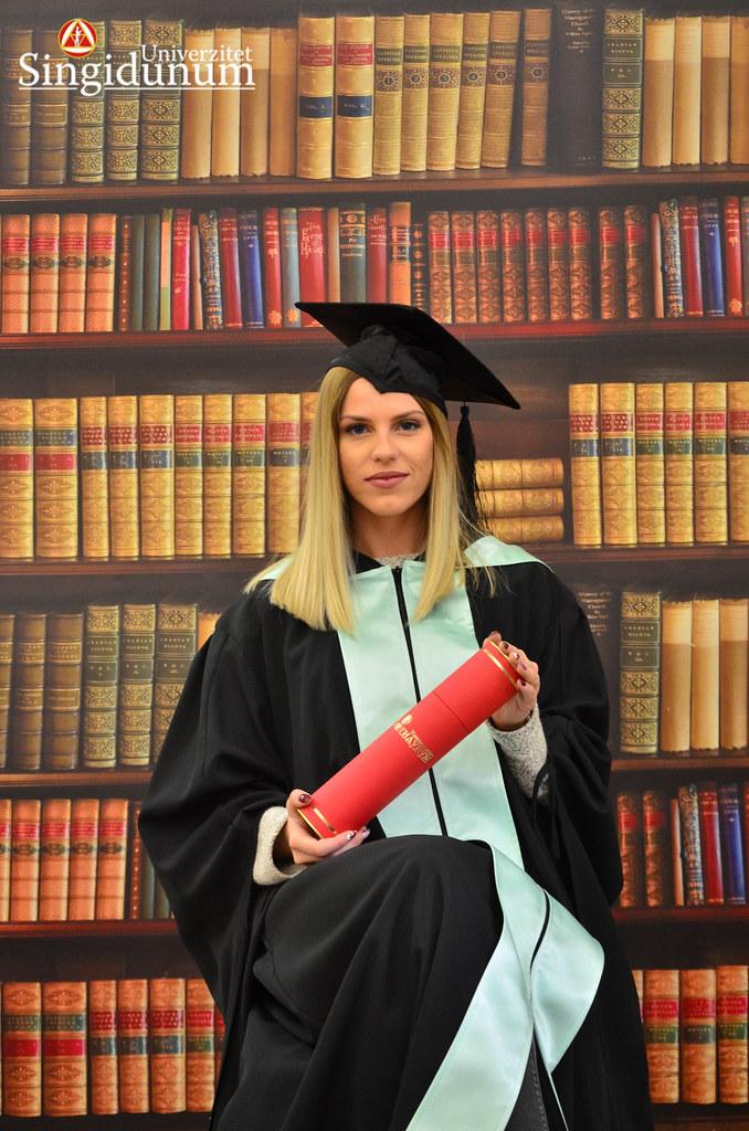 Svecana dodela diploma - Biblioteka FTHM 2017 -48
