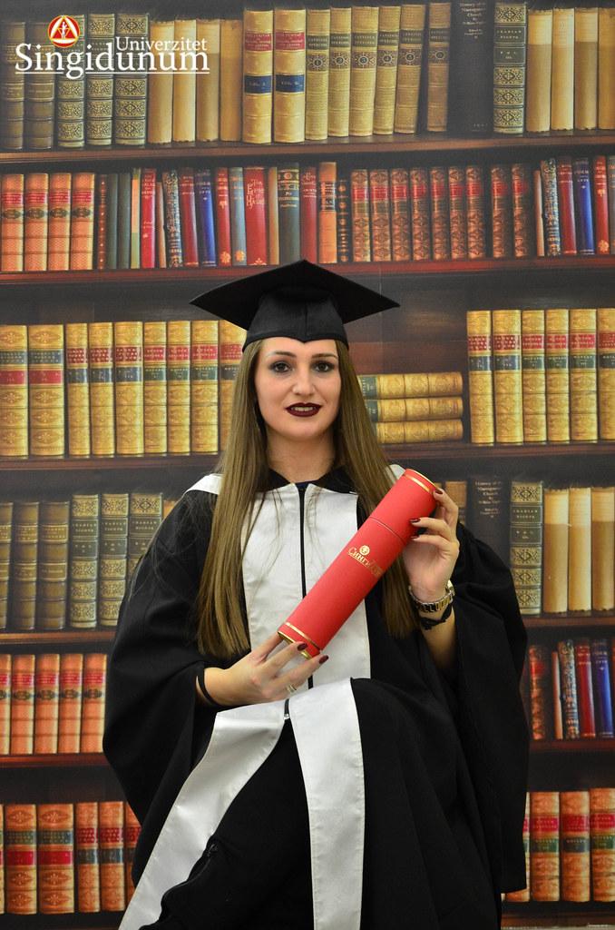 Svecana dodela diploma - Biblioteka Master studije 2017 -27