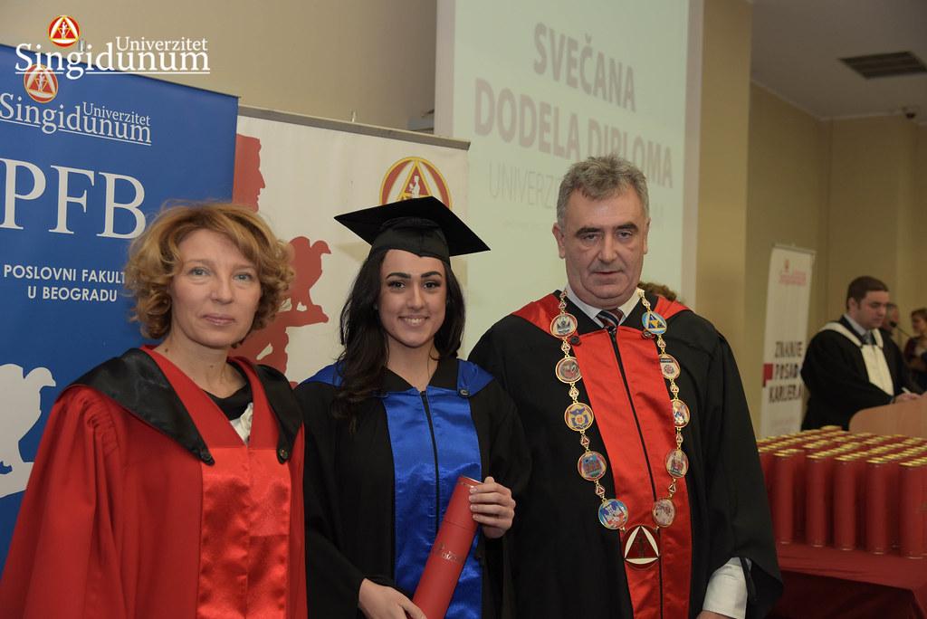 Svecana dodela diploma - Amfiteatar - PFB - 2017 - 163