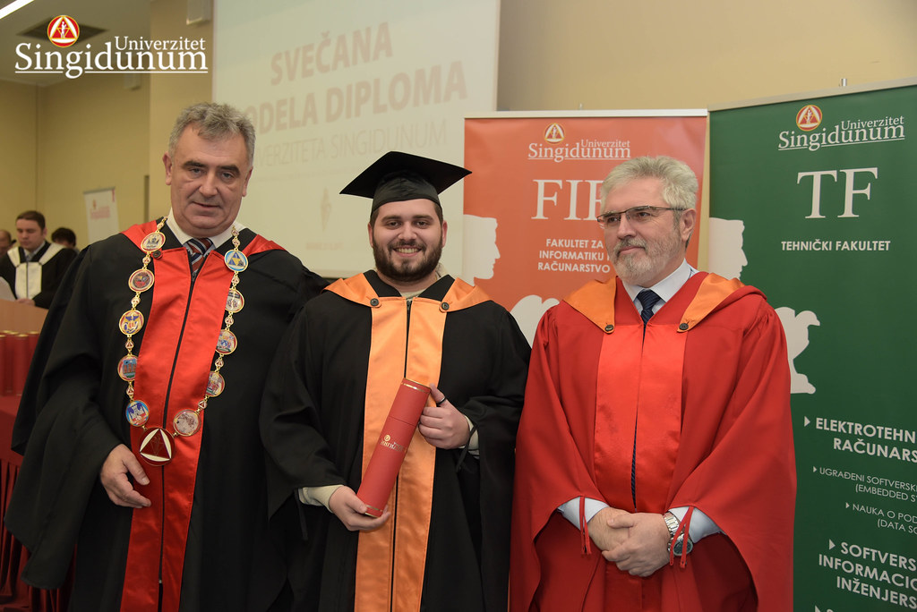 Svecana dodela diploma - FIR I TF - Amfiteatar - 2017 - 27