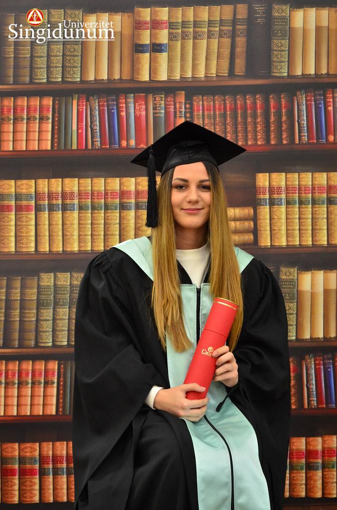 Svecana dodela diploma - Biblioteka FTHM 2017 -41