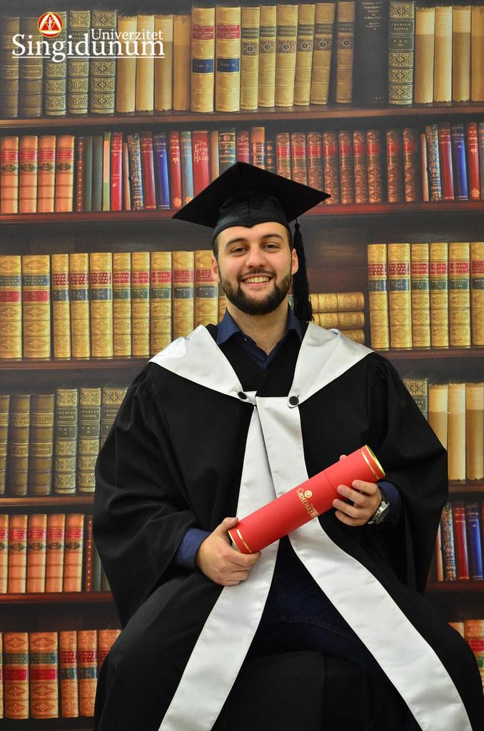 Svecana dodela diploma - Biblioteka Master studije 2017 -3