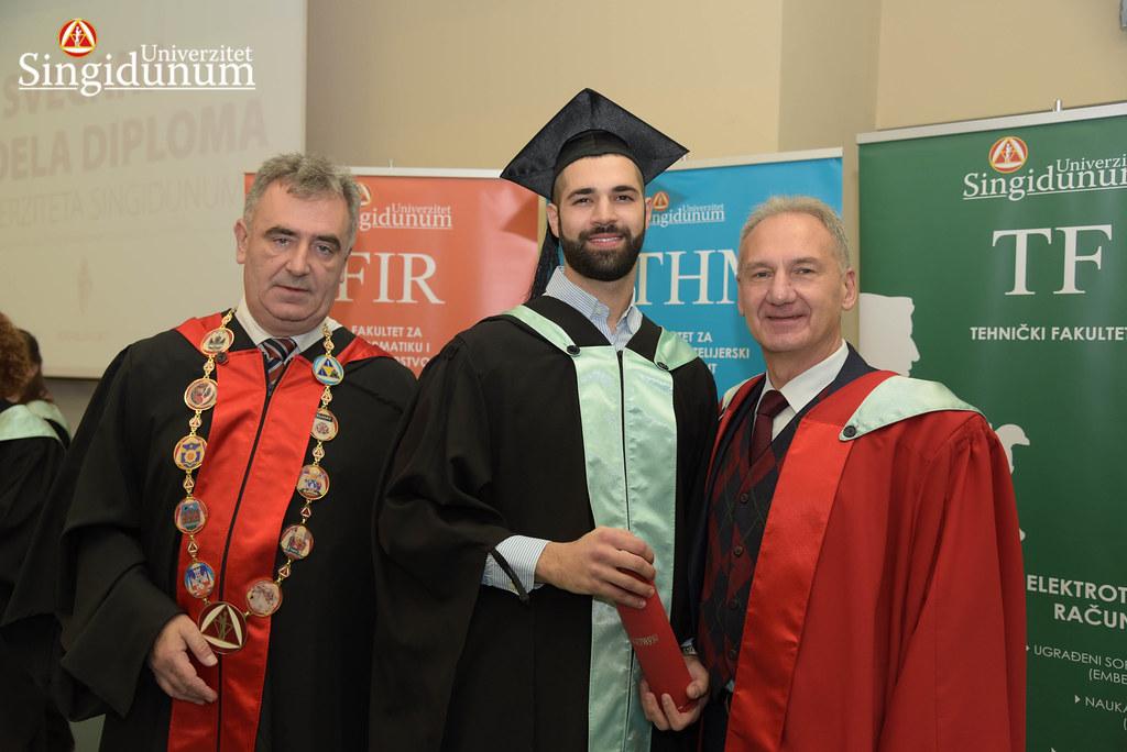 Svecana dodela diploma - FIR I TF - Amfiteatar - 2017 - 94