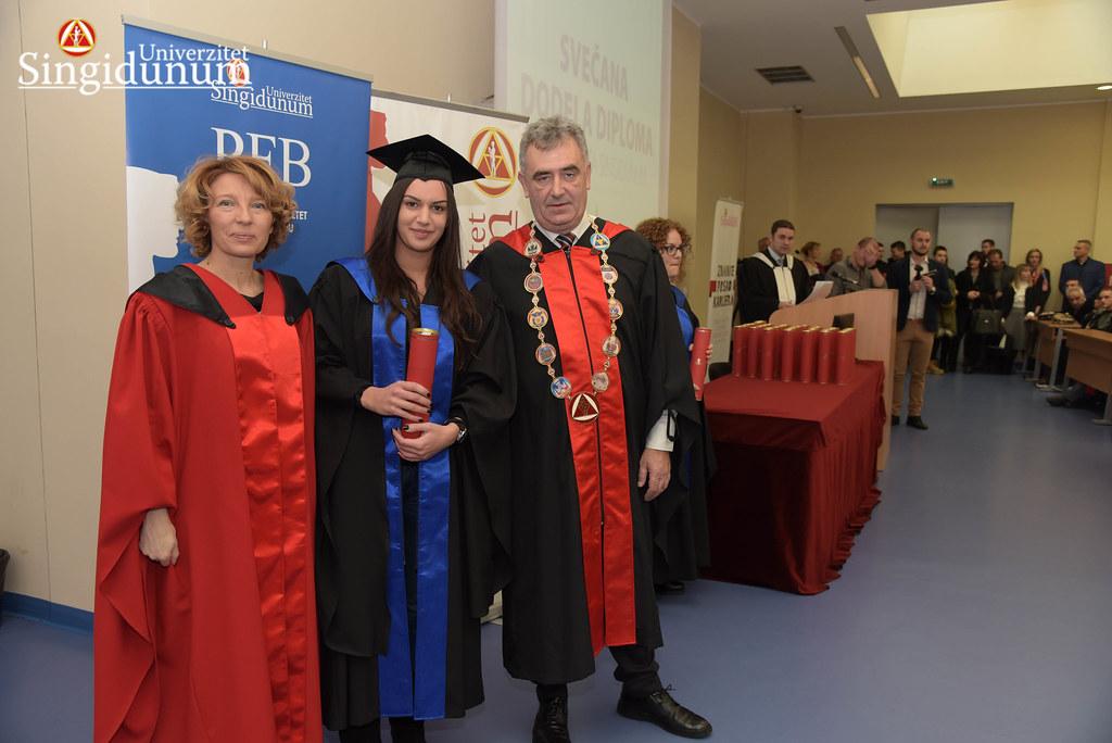 Svecana dodela diploma - Amfiteatar - PFB - 2017 - 50