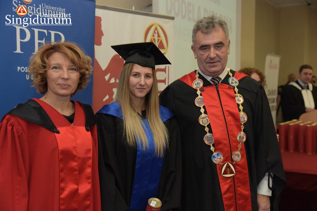 Svecana dodela diploma - Amfiteatar - PFB - 2017 - 37