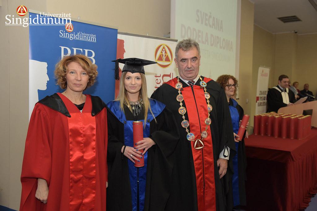 Svecana dodela diploma - Amfiteatar - PFB - 2017 - 10