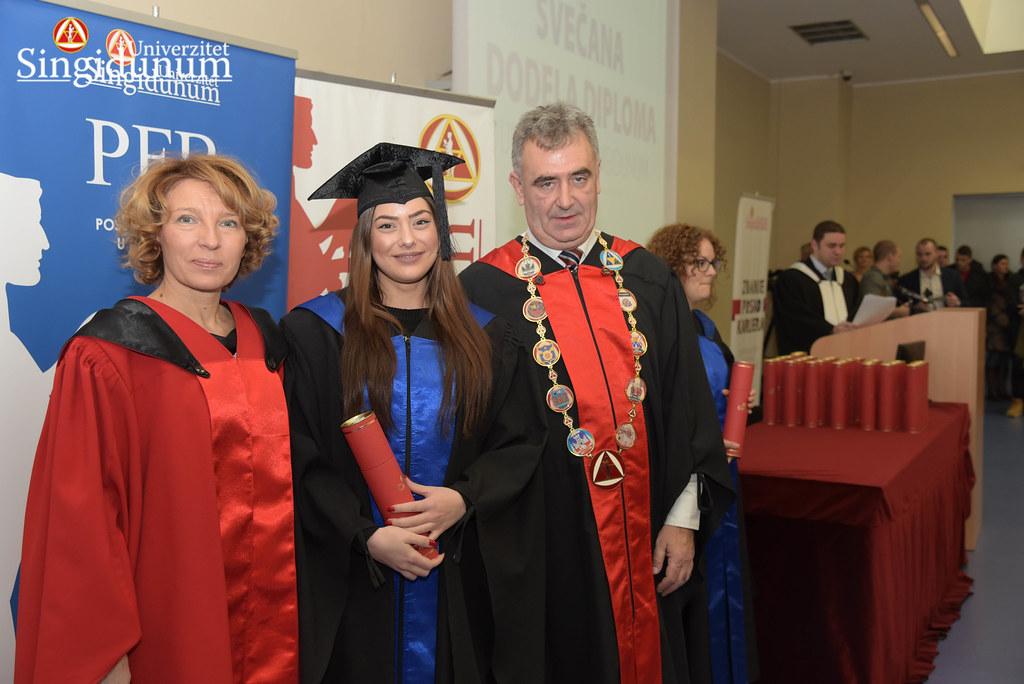 Svecana dodela diploma - Amfiteatar - PFB - 2017 - 62