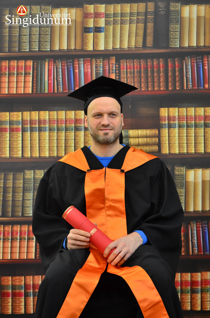 Svecana dodela diploma - Biblioteka FIR I TF 2017 -15