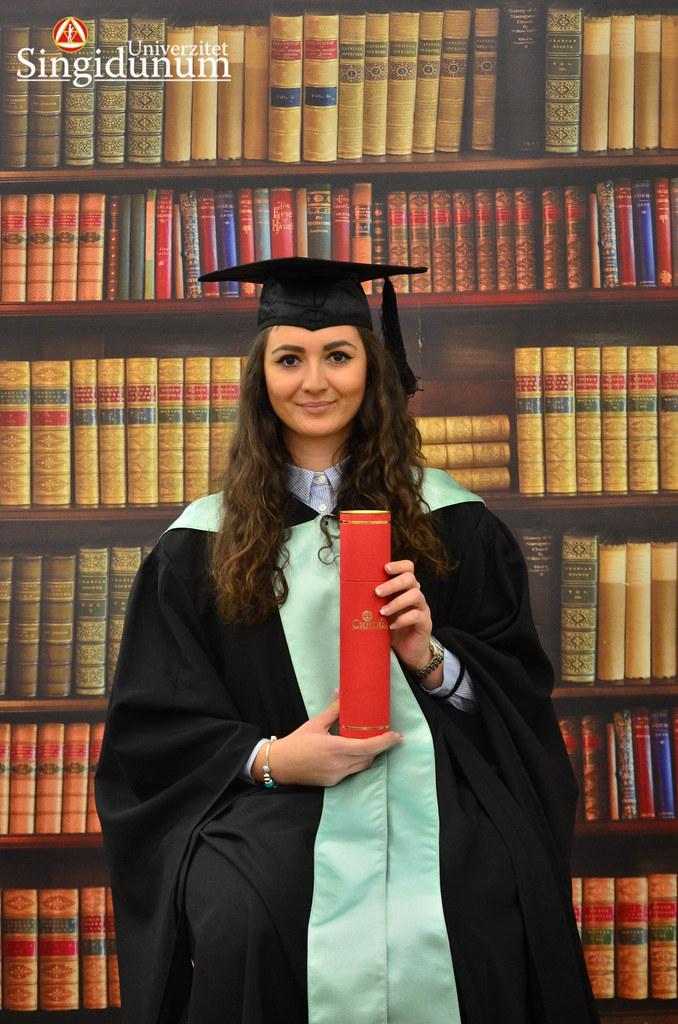 Svecana dodela diploma - Biblioteka FTHM 2017 -32