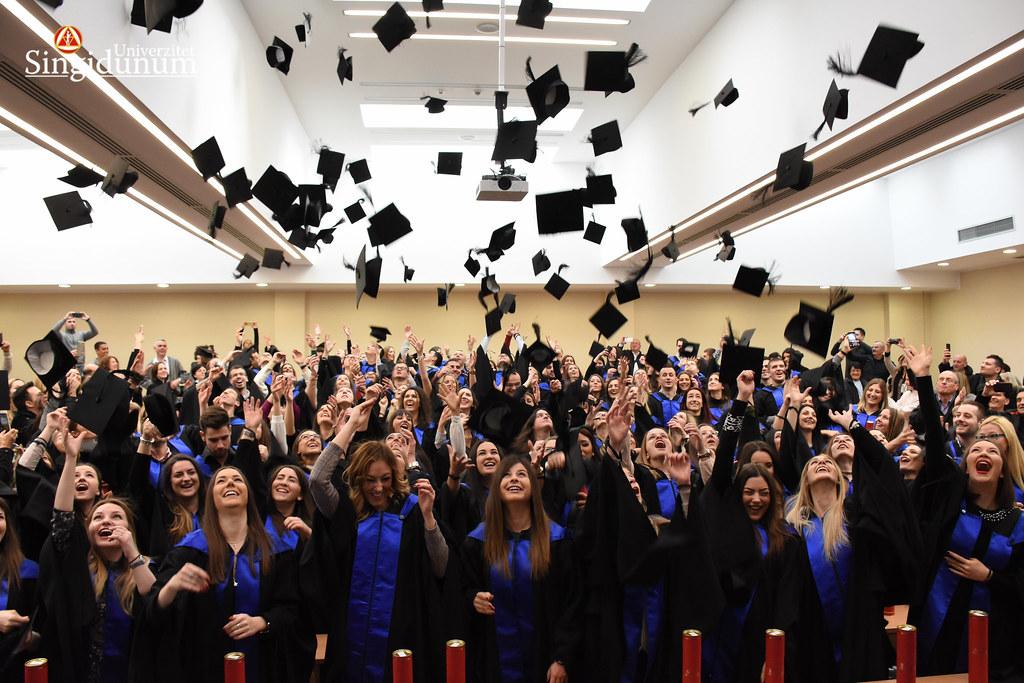 Svecana dodela diploma - atmosfera - 2017 - 309