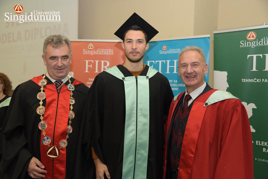 Svecana dodela diploma - FIR I TF - Amfiteatar - 2017 - 85