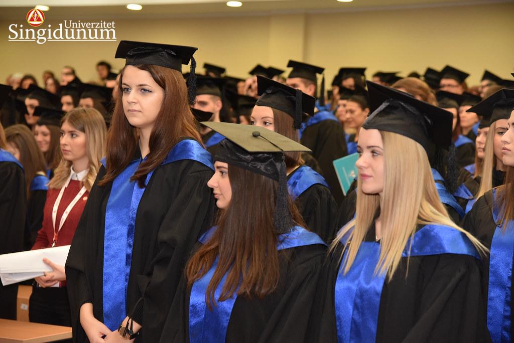 Svecana dodela diploma - Amfiteatar - PFB - 2017 - 77
