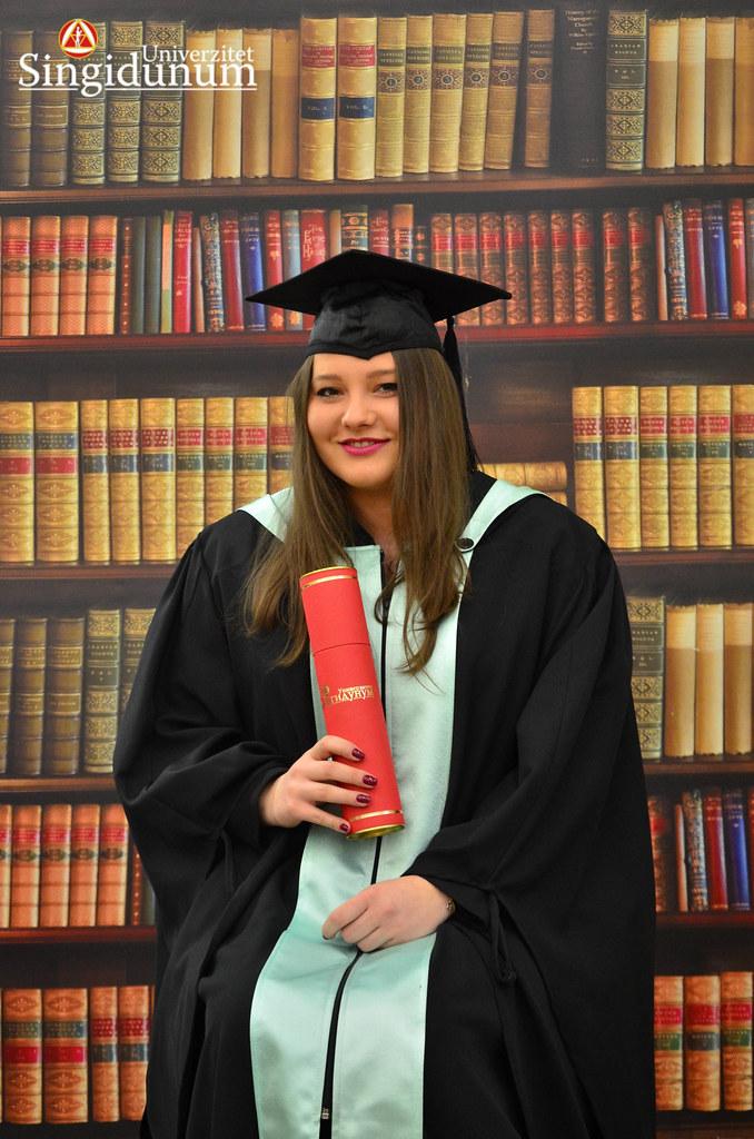 Svecana dodela diploma - Biblioteka FTHM 2017 -31