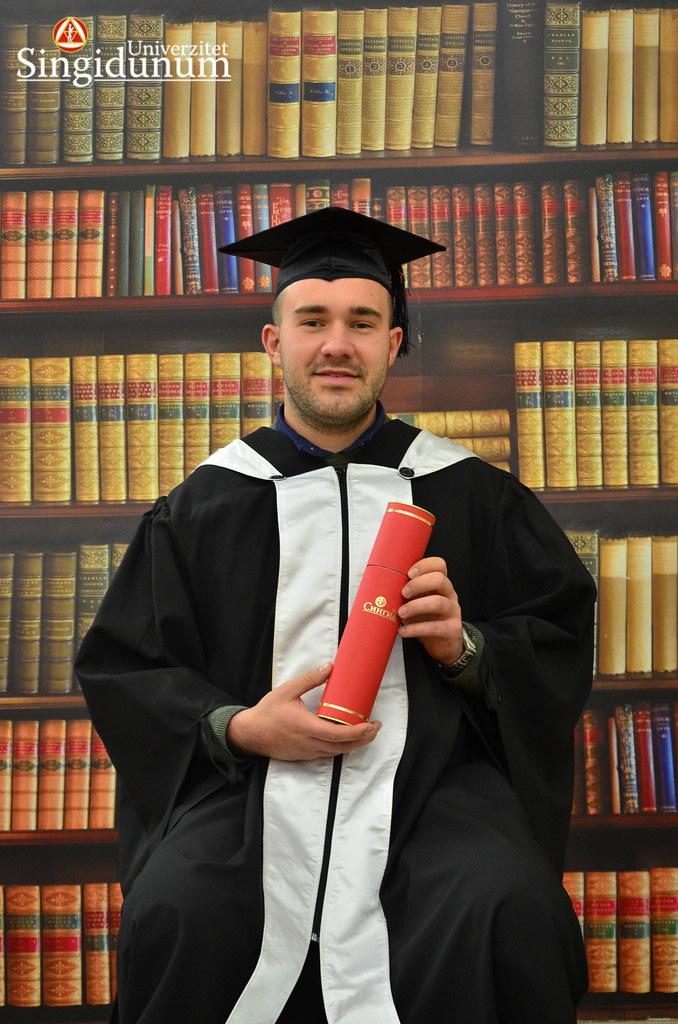 Svecana dodela diploma - Biblioteka Master studije 2017 -28