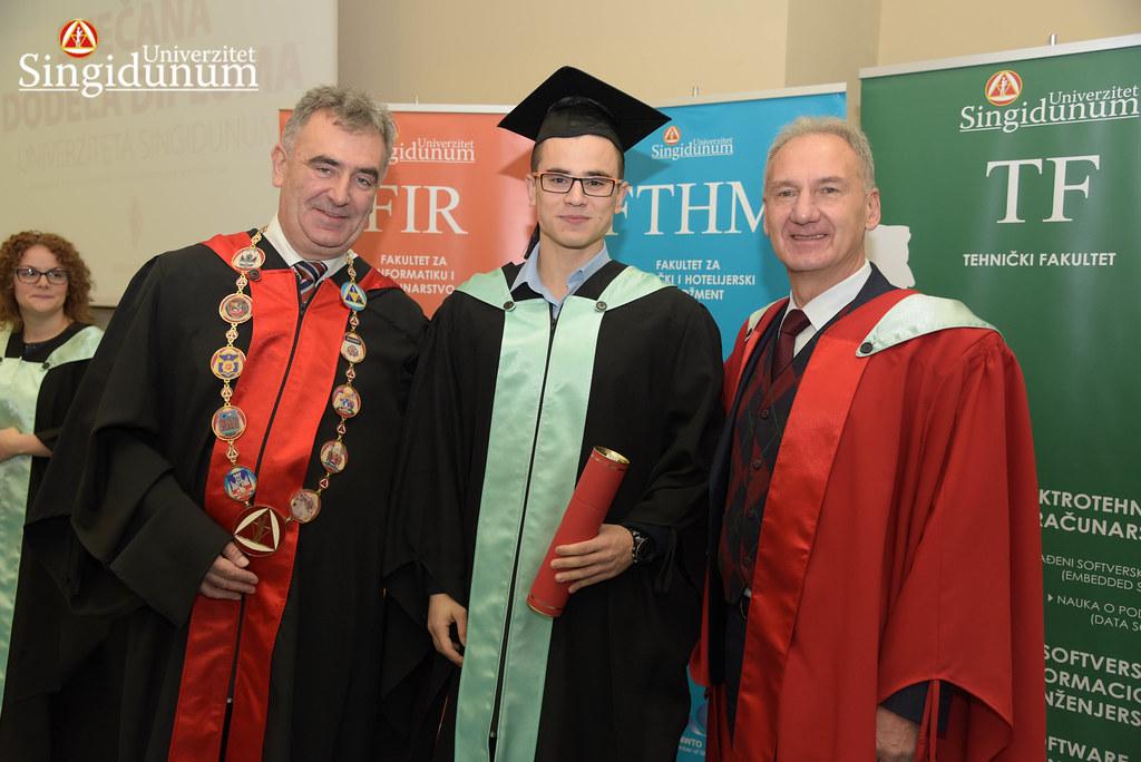 Svecana dodela diploma - FIR I TF - Amfiteatar - 2017 - 96