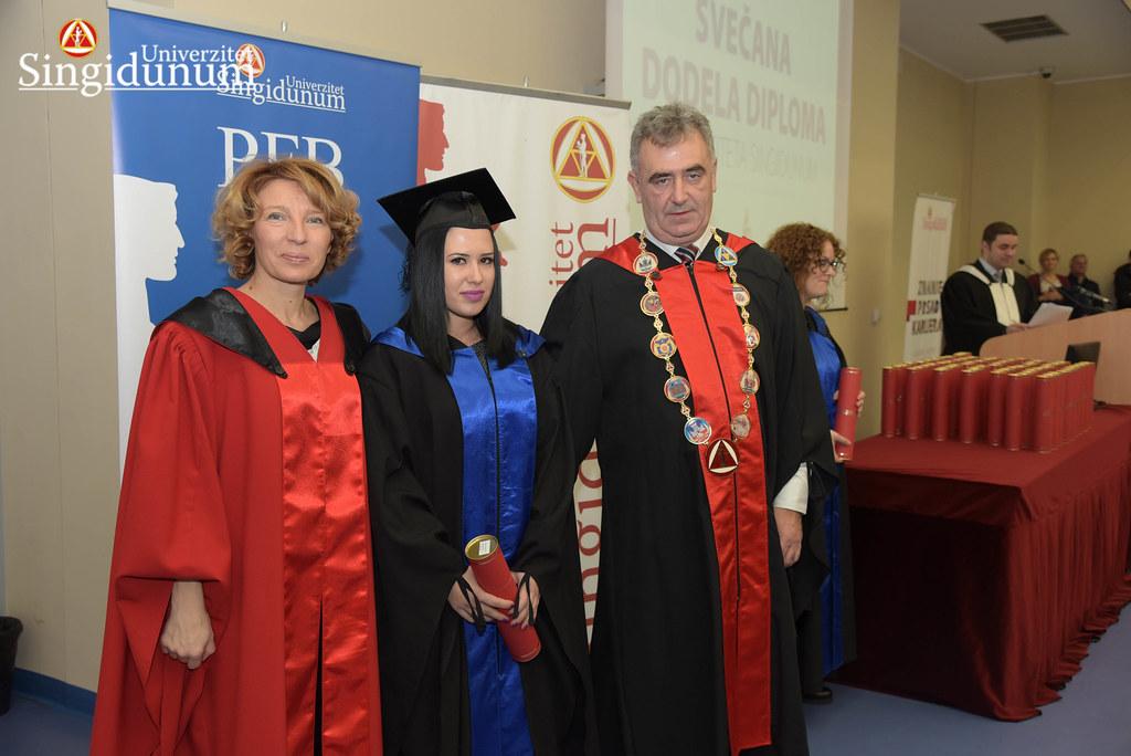 Svecana dodela diploma - Amfiteatar - PFB - 2017 - 193