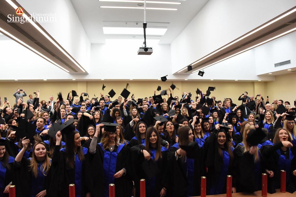 Svecana dodela diploma - atmosfera - 2017 - 297