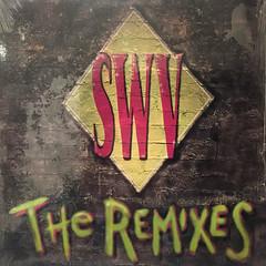 SWV:THE REMIXES(JACKET A)