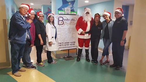 Hospital Pediátrico de Centro Médico, Navidad 2016