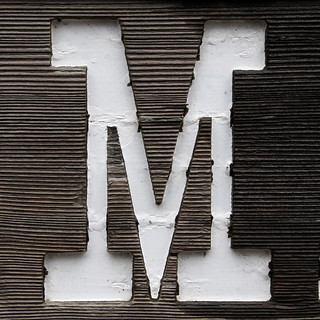 letter M | by Leo Reynolds